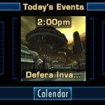 Defera invasion event
